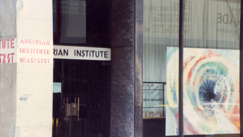 New york austrian institute 52nd street